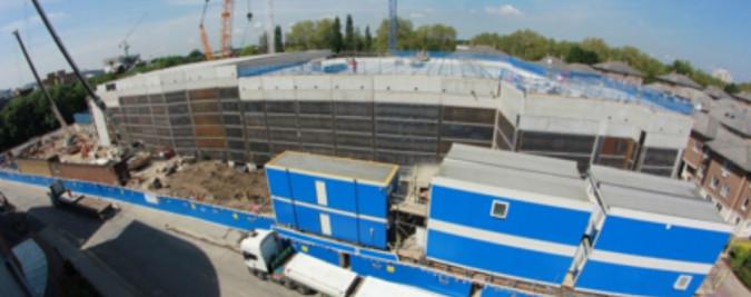 UKPN Kingston Substation Enclosure