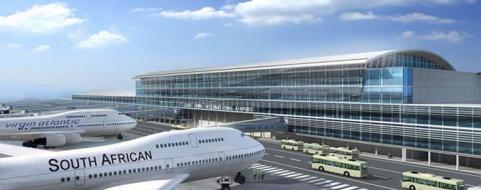 Cape Town Internation Airport Rail Link
