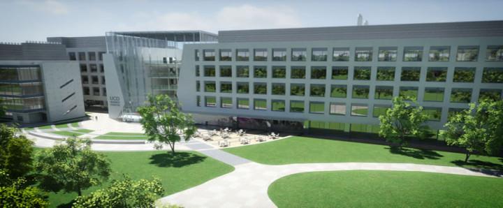 University College Dublin Science Centre